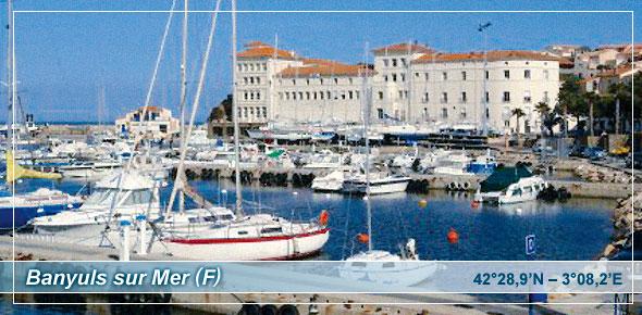 Ahoi banyuls sur mer guia de puertos hafenf hrer guide du ports - Office du tourisme banyuls sur mer ...